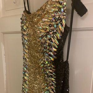 Prom dress, worn 1 time